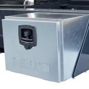 Zinc-coated toolbox