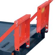 Single platforms. Height: 40 cm