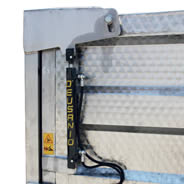 Apertura posteriore idraulica
