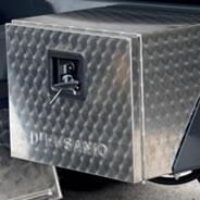 Cassetta porta attrezzi in acciaio inox