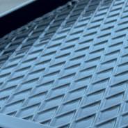 Straited plate platform