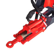 Hydraulic steering shaft